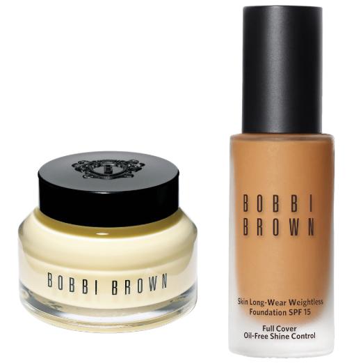 BOBBI BROWN Prep & Perfect Skin Long Wear Customizable彩妆套装