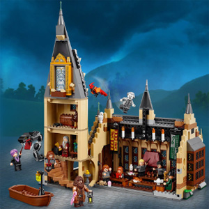 LEGO乐高·哈利波特系列霍格沃茨大礼堂75954