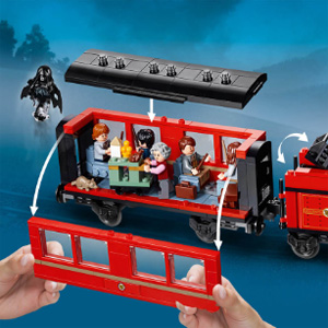 LEGO 乐高哈利波特 · 霍格沃茨特快列车 (75955)