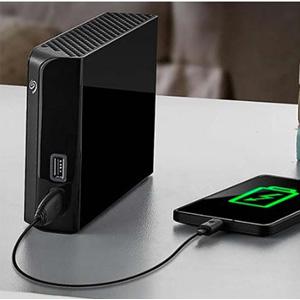SEAGATE希捷 Backup Plus Hub 移动硬盘 6TB