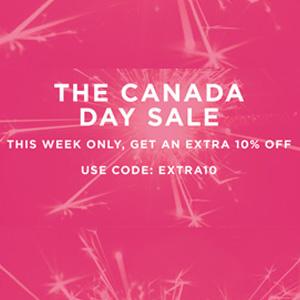 Michael Kors加拿大年中大促精选折扣区低至4折+额外9折促销