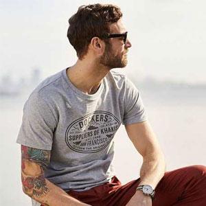 Dockers美国站现有精选男女服饰额外6折促销