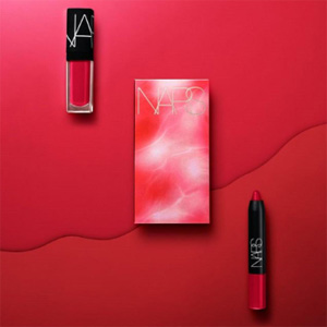 NARS 19年春夏唇膏笔+唇釉套装(Dragon Girl)