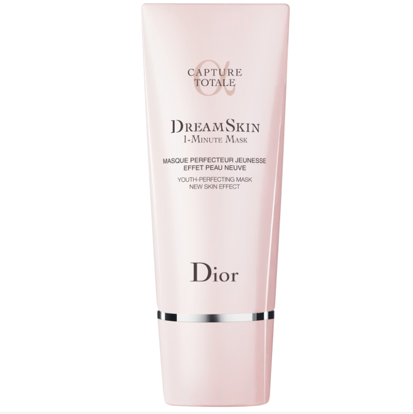 Dior 新款一分钟奇迹面膜Capture Totale DreamSkin 1-Minute Mask