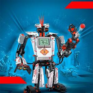 LEGO乐高 31313 MINDSTORMS 科技组 第三代机器人