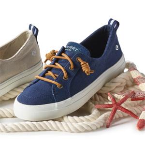 Sperry官网Independence Day精选男女鞋履一律$29.99促销
