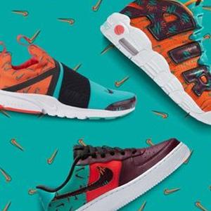 Nike耐克英国官网折扣区低至5折+无门槛额外8折促销