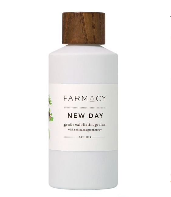 FARMACY New Day Gentle Exfoliating Grains洁面