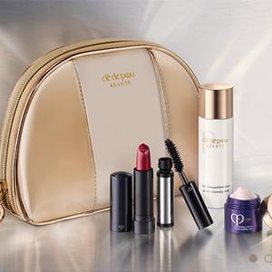 Cle de Peau Beaute美国官网全场满$250赠超值夏季美妆礼包