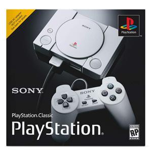 SONY 索尼 PlayStation Classic 复古迷你游戏主机