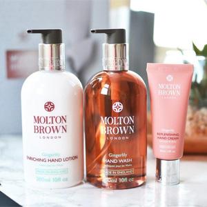 Molton Brown摩顿布朗英国官网夏季大促精选产品低至7折促销