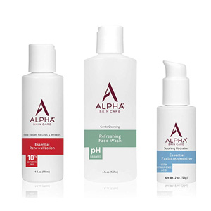 Alpha Skin Care 护肤入门套装