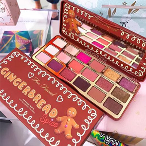 TOO FACED Gingerbread姜饼人眼影盘
