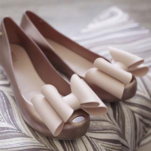 Melissa Dreams梅丽莎精选鞋款2双直接599港币促销