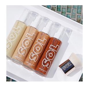 Colourpop 新款身体护理油