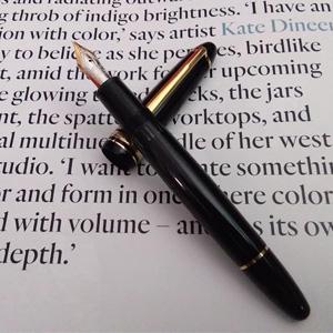 MONTBLANC 万宝龙 Le Grand 大班系列 p146 F尖钢笔
