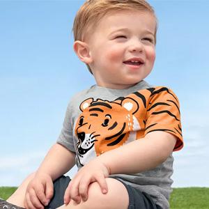 Carters卡特现有精选儿童夏季童装低至5折促销