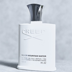 白敬亭同款!Creed silver Mountain银色山泉香水120ml
