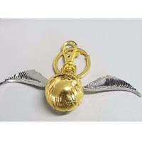 Harry Potter 哈利波特 金色飞贼钥匙环