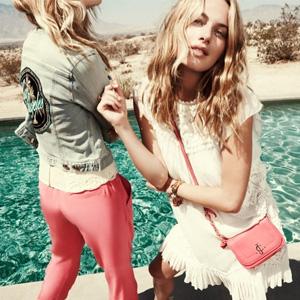 Juicy Couture美国官网现有全场服饰额外5折促销