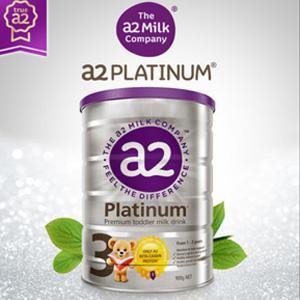 A2 婴幼儿配方奶粉 3段 900g*6罐