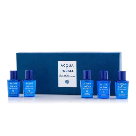 Acqua di Parma Blu Mediterraneo Miniature帕玛尔之水香水套装