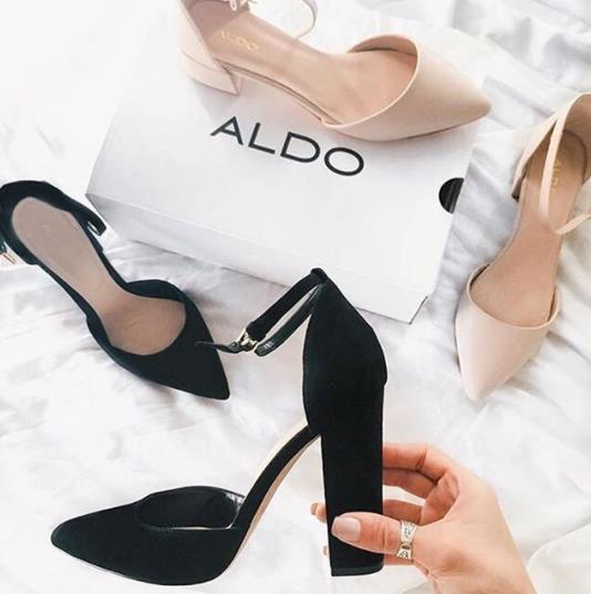Aldo美国官网现有全场鞋包最高满额享额外7.5折促销
