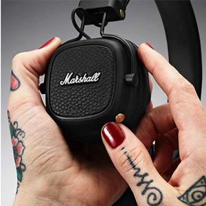 MARSHALL马歇尔 Major III 头戴式可折叠耳机 蓝牙版