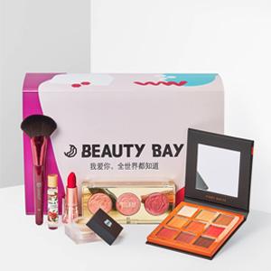 Beauty bay 七夕美妆礼盒