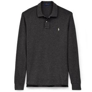 Ralph Lauren拉夫劳伦Classic Fit男士长袖T恤