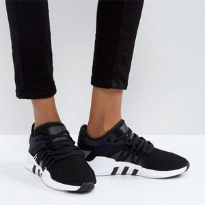 黄金码有货!Adidas EQT Racing Adv女士休闲运动鞋