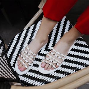 Nine West美国站有精选凉鞋鞋2件$49促销