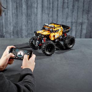 LEGO 乐高 科技机械组 4x4越野车 (42099)