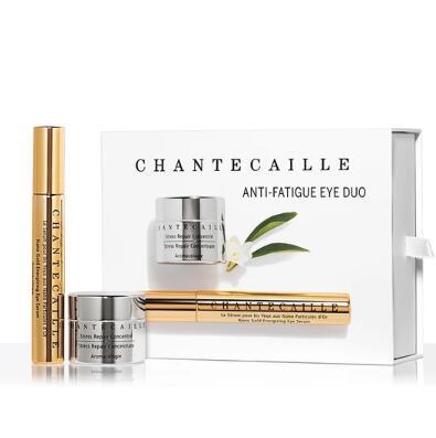 Chantecaille 眼部护肤套装(钻石眼霜15ml+纳米黄金赋活眼部精华15ml)