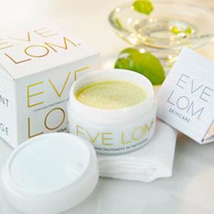 换码!Eve Lom 卸妆膏 200ml+卸妆巾两条