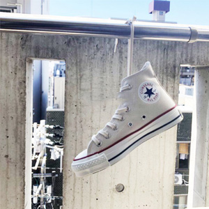 Converse All Star Canvas Hi-Top 经典高帮帆布鞋