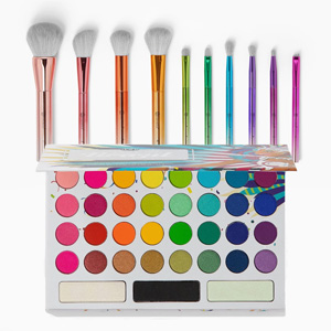 BH Cosmetics精选化妆刷组低至5折+额外8折促销