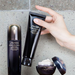 Shiseido 资生堂时光琉璃泡沫洁面乳