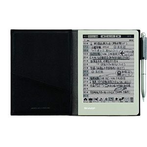 夏普 手写电子笔记本 WG-S30