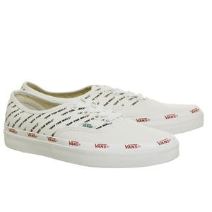 尺码全!Vans 范斯 Authentic低帮帆布鞋鞋