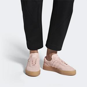 尺码全+两色可选!ADIDAS阿迪达斯 Sambarose fense 运动鞋
