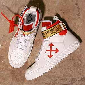 Gilt现有精选Off White大牌鞋包低至5折促销