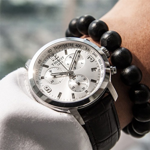 Tissot 天梭 PRC 200男款腕表 T055.417.16.037.00