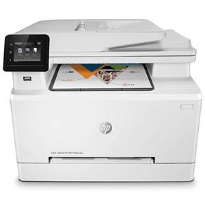HP 惠普 M281fdw 彩色激光多功能打印机一体机