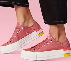 Converse美国精选帆布鞋促销均一价$30