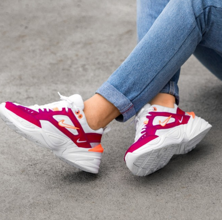 Nike 耐克 M2k Tekno 拼色老爹鞋