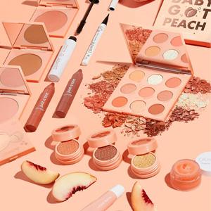 Colourpop just peachy 系列彩妆上架