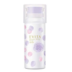 嘉娜宝 EVITA 3D玫瑰洁面泡沫 150g 玫瑰&葡萄香味