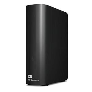 Western Digital西部数据 Elements 移动硬盘 8TB