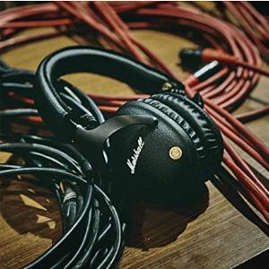 新低价!MARSHALL马歇尔 Monitor Bluetooth蓝牙耳机 黑色